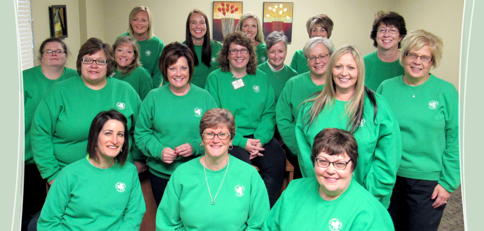 Carroll Area Nursing Service Staff